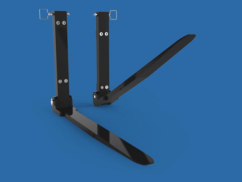 Forks-Folding