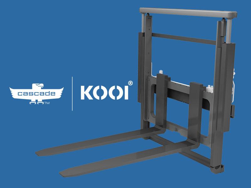 Cascade | Kooi - Mast Height Extension